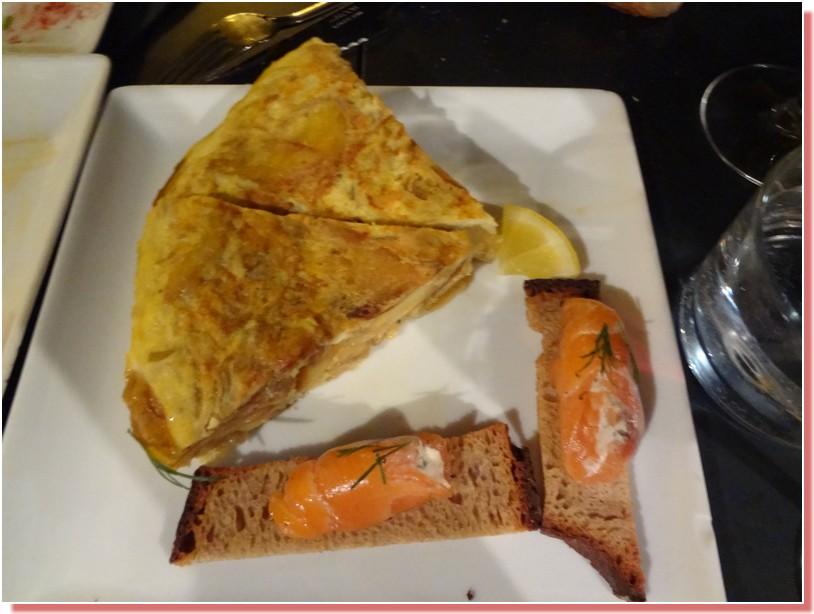 tortilla Farago Pintxo Club paris 10