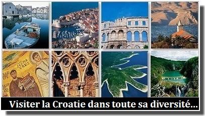 visiter la croatie idées d'itinéraire