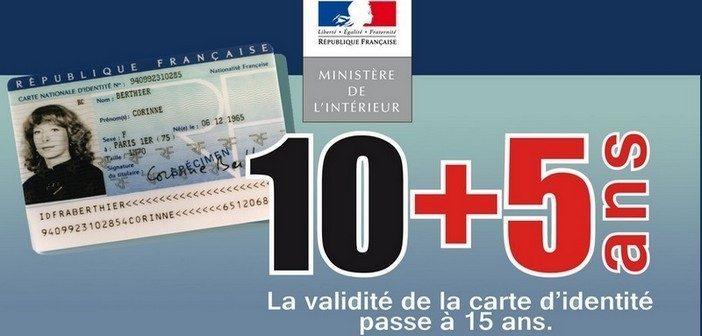 Carte d'identite française
