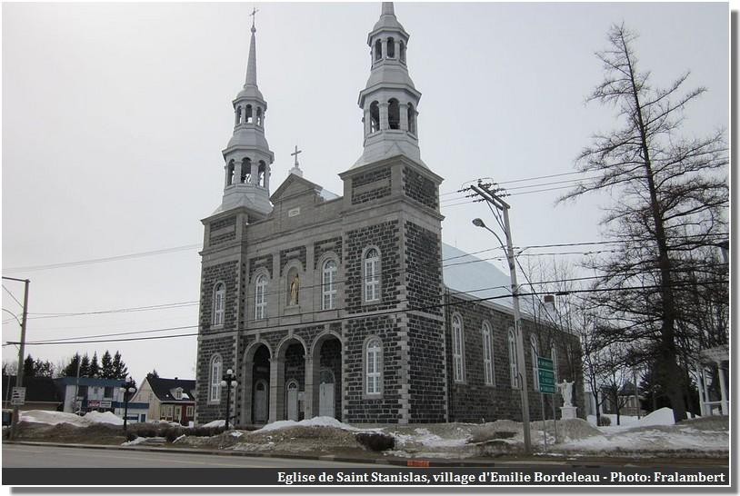 Eglise saint stanislas Quebec
