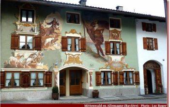 Tourisme en bavi re id es de visites et d 39 itin raires - Refection de facade maison ...