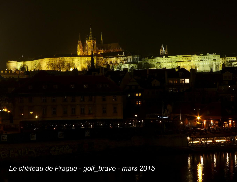 Prague de nuit une balade magique le long de la vltava - Office de tourisme prague ...