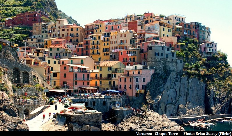 Cinque Terre en 5 jours : à la découverte des charmants villages colorés de Ligurie