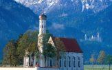 eglise Saint Coloman Baviere Allgau