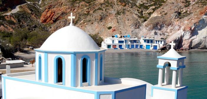 Milos, l'île de la Venus: découvrir les Iles grecques en mai à l'abri des touristes