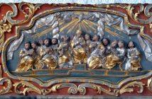 mittenwald choeur de l'Eglise Saint-Pierre-Saint-Paul