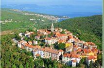 Labin Albona Croatie