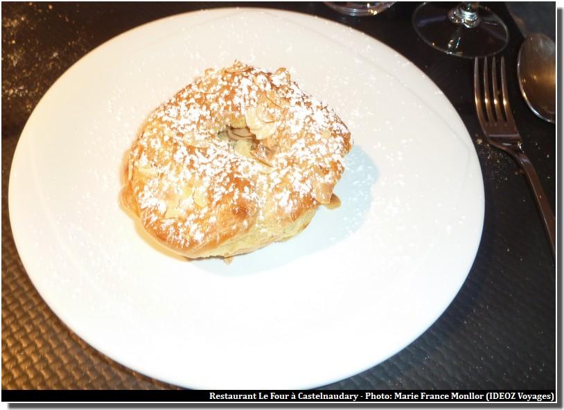 Paris brest Restaurant Le Four Castelnaudary