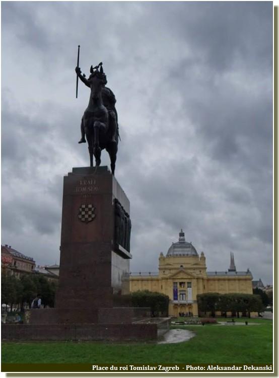 Zagreb en photos: la capitale continentale ; le coeur de la Croatie historique 15