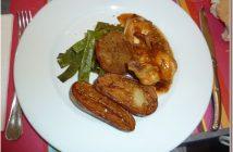Restaurant le Four Castelnaudary supreme de poulet