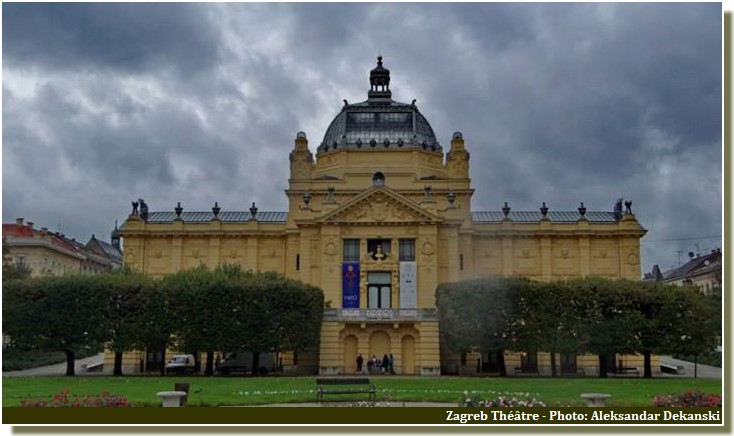 Zagreb en photos: la capitale continentale ; le coeur de la Croatie historique 10
