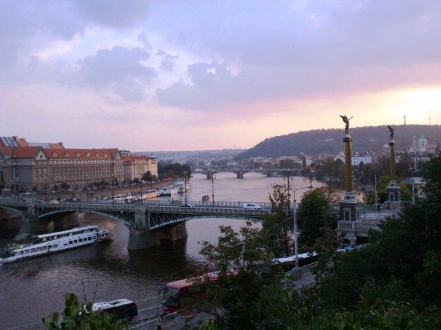 Štefánikův Most,-Prague 7