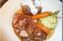 restaurant le four castelnaudary filet mignon au chorizo