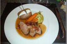 restaurant le four castelnaudary filet mignon de porc