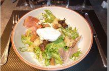 restaurant le four castelnaudary salade paysanne