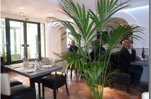 restaurant le four castelnaudary salle