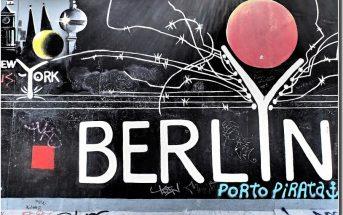 Berlin est mur