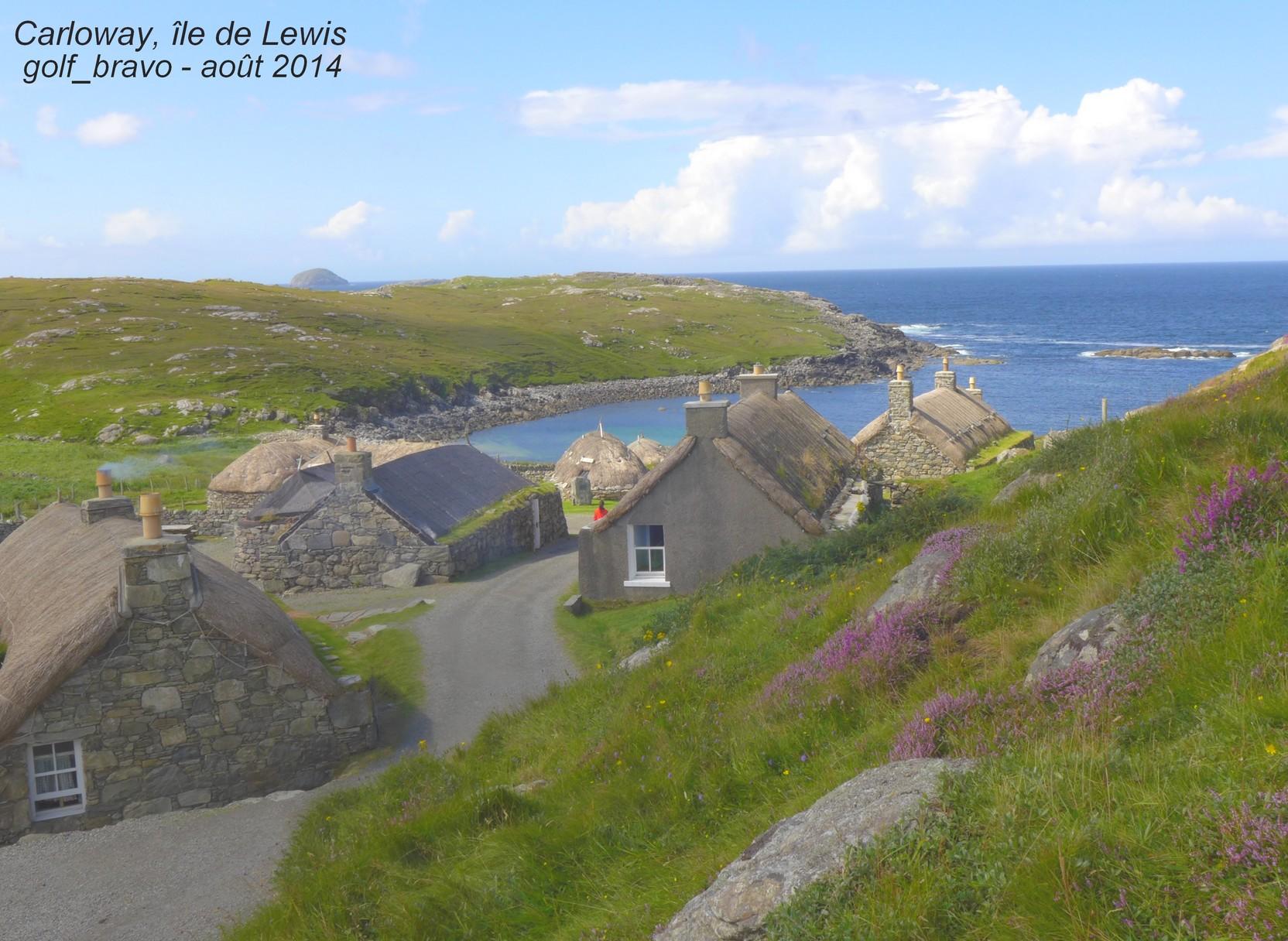 Iles Lewis et Harris, deux îles en une au bout du monde en Ecosse 2