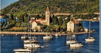 Ile de Vis Croatie