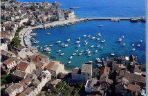 Komiza ile de Vis Croatie