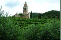 Komiza monastere saint nicolas vis