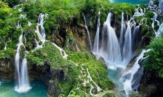 chutes parc national Plitvice