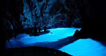 grotte bleue de bisevo