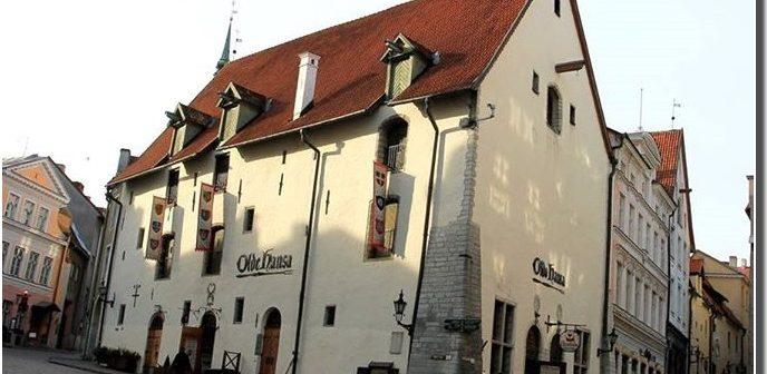 Restaurants à Tallinn : trois agréables adresses où bien manger à Tallinn