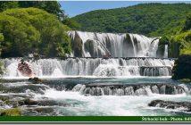 strbacki buk rafting una en bosnie herzegovine