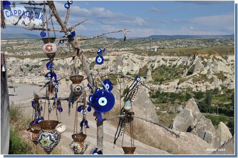 Cappadoce porte bonheur