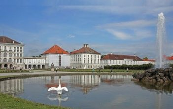 chateau nymphenburg munich
