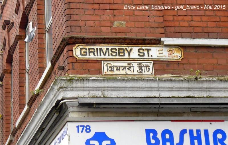 Londres grimbsy Street