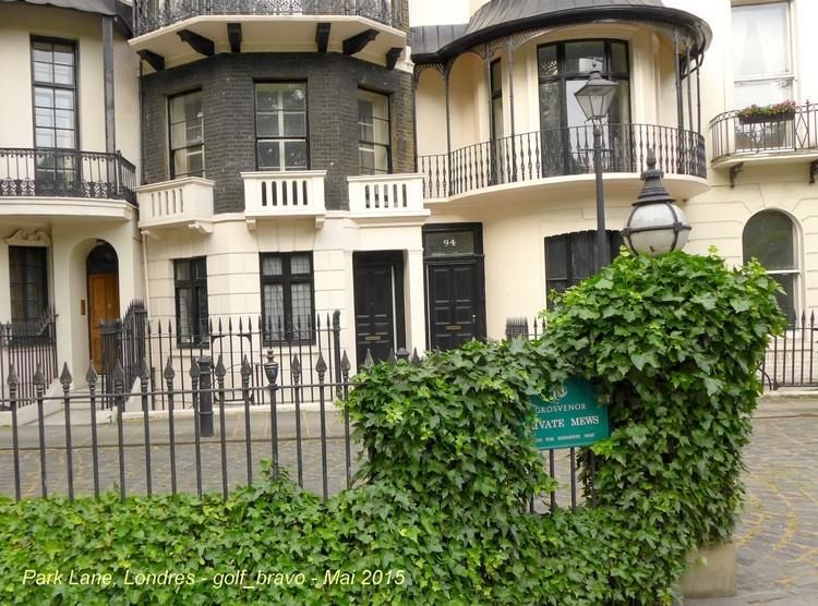 Londres private mews