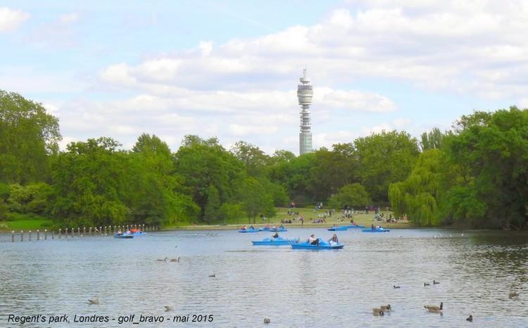 Londres regents park