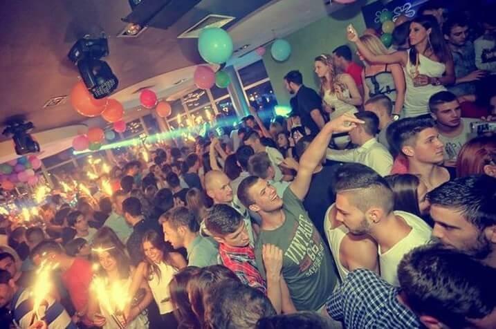 Mystic Party Tropic Club Split