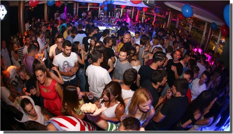 Mystique Party Tropic Club Split