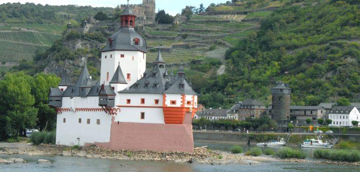 Allemagne romantique: le sentier du Rhin, de clochers en citadelles dans le Rheinhau