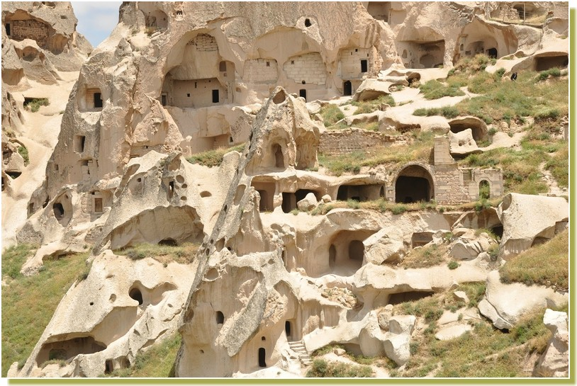 Uchisar Cappadoce