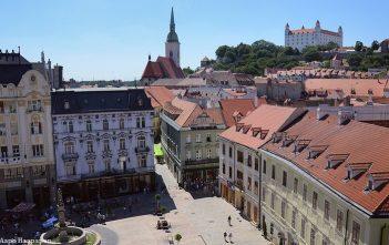 bratislava centre historique