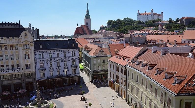 office de tourisme slovaquie paris