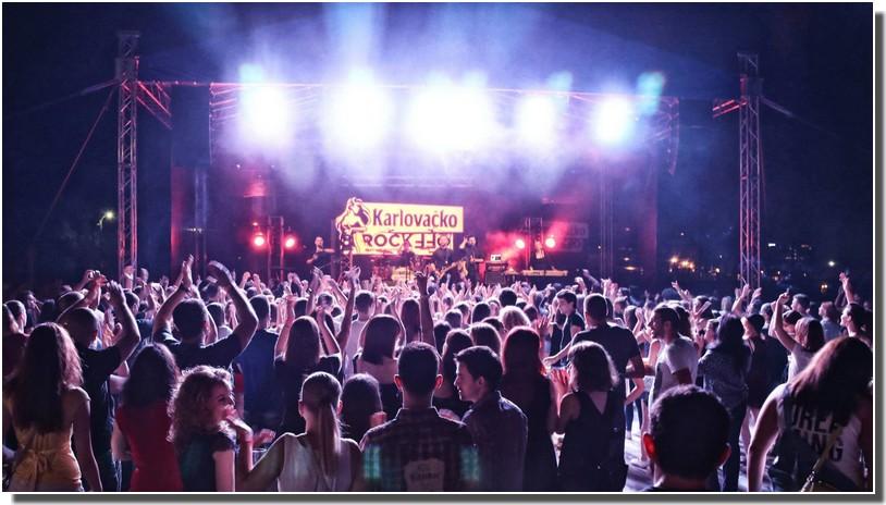 karlovacko rock ohara klub split