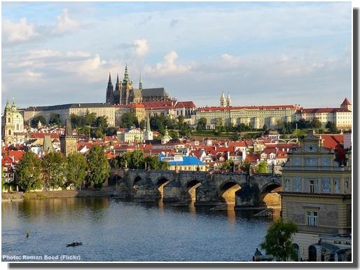 tourisme Prague Vieille ville