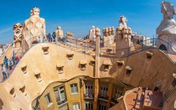 Barcelone de Gaudi