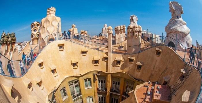 Week-end à Barcelone ; une formidable idée d'évasion