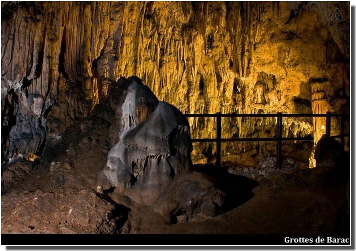 Grottes de Barac plitvice