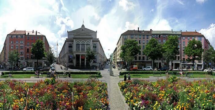 Munich Gartnerplatz