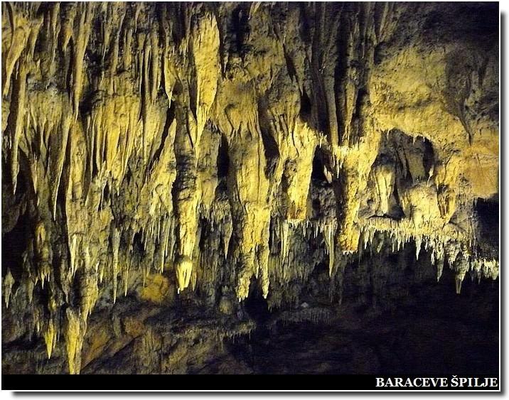 Grottes de Barac