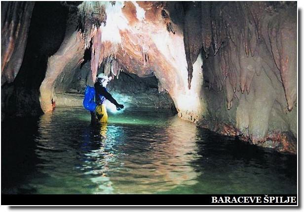 baraceve spilje grottes barac