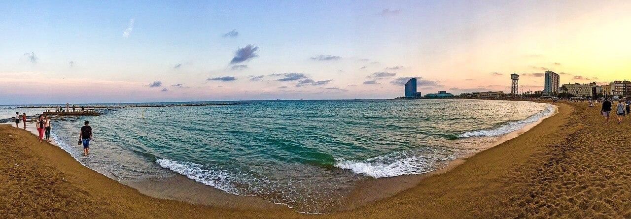 plages de barcelone port olympique (1)