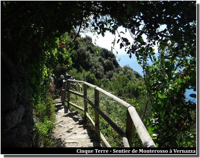 sentier cinque terre monterosso vernazza